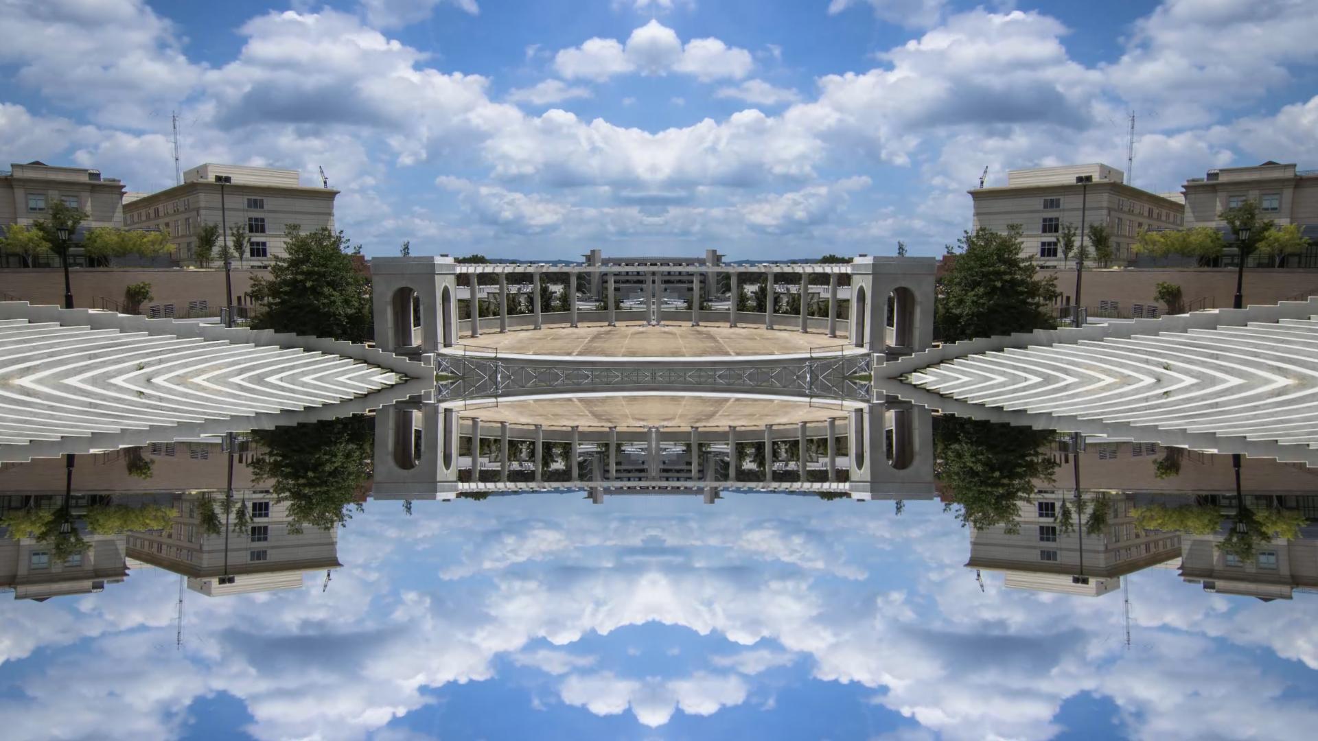 U of A Mirrored